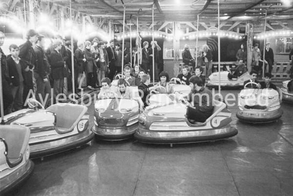 Fun Fair on Recreation Ground, Apr 12th 1969