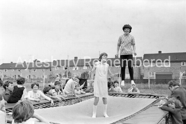 Berryfield Road playground, 1967