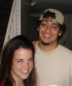 Christine and Ponce ... May 28, 2005