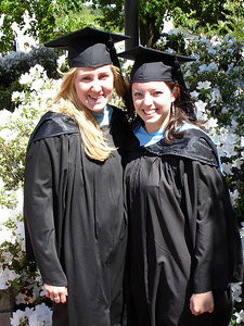 Heather and Beth - Chestnut Hill, MA ... May 22, 2006 ... Photo by Robert Page III