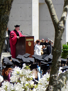 The Lynch School of Education Graduation - Chestnut Hill, MA ... May 22, 2006 ... Photo by Robert Page III