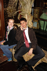 Logan and Jillian - Washington, DC ... November 3, 2006 ... Photo by Rob Page III