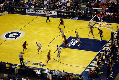 Hoya Basketball - Winter '06-07