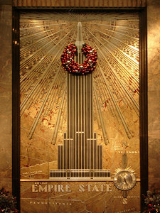 The Empire Sate Building - New York, NY ... January 1, 2006 ... Photo by Rob Page III