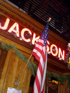 The Jackson Bar - New York, NY ... January 1, 2006 ... Photo by Rob Page III