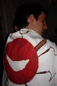 Our crab mascot - Washington, DC ... August 23, 2006 ... Photo by Rob Page III