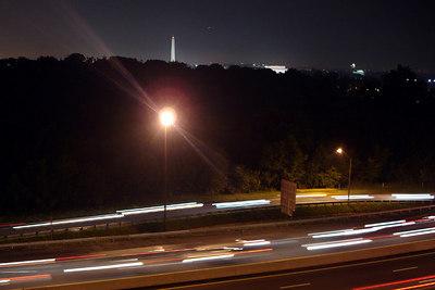 Emily's view - Arlington, VA ... July 4, 2006 ... Photo by Rob Page III