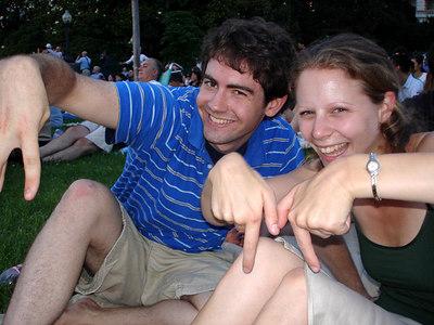 MARIST!!!!!! - Washington, DC ... July 3, 2006 ... Photo by Rob Page III