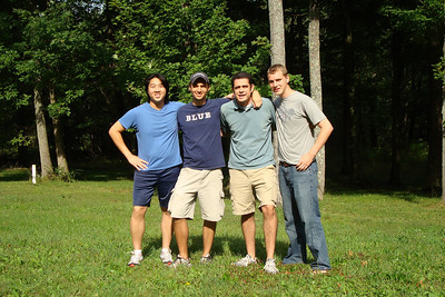 The guys of DPE - McHenry, MD ... September 13, 2008 ... Photo by Rob Page III