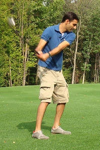Taking a swing - McHenry, MD ... September 13, 2008 ... Photo by Rob Page III