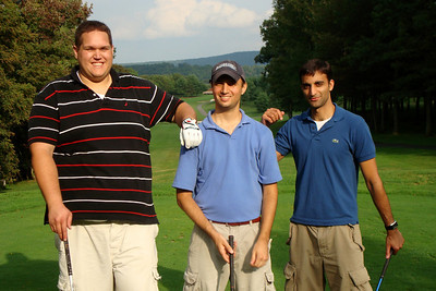 The guys on the course - McHenry, MD ... September 13, 2008 ... Photo by Rob Page III