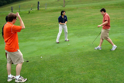 At the tee - McHenry, MD ... September 13, 2008 ... Photo by Rob Page III