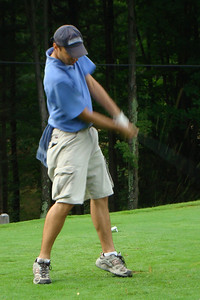 Teeing off - McHenry, MD ... September 13, 2008 ... Photo by Rob Page III
