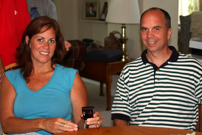 Bryan and Amy - Phoenixville, PA ... August 17, 2008 ... Photo by Rob Page Jr.