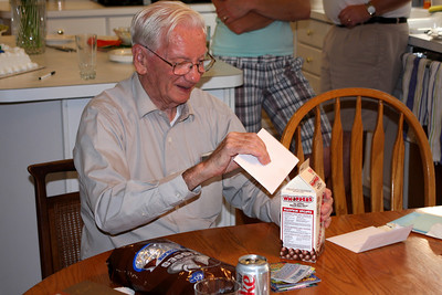 A gift certificate and whoppers - Phoenixville, PA ... August 17, 2008 ... Photo by Rob Page Jr.