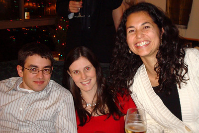 Enjoying New Year's - Arlington, VA ... January 1, 2008 ... Photo by Emily Conger