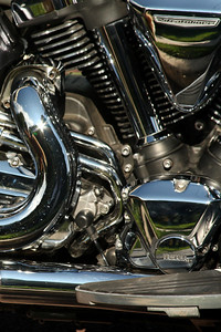 Randy's bike - Chalfont, PA ... August 3, 2008 ... Photo by Rob Page III