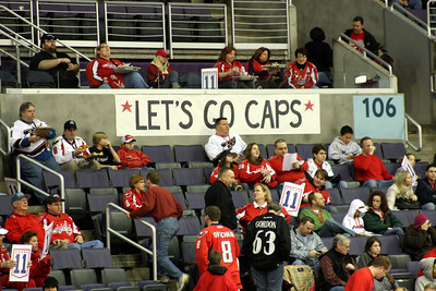 Let's go Caps - Washington, DC ... December 28, 2008 ... Photo by Rob Page III