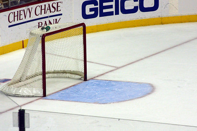 The goalie's been pulled - Washington, DC ... December 28, 2008 ... Photo by Rob Page III