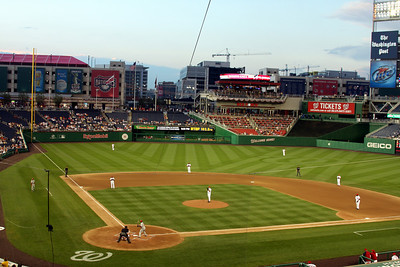 Nationals Park - Washington, DC ... June 23, 2008 ... Photo by Rob Page III