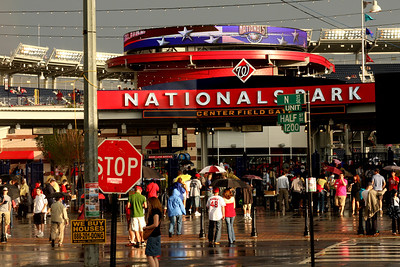 Welcome to Nationals Park - Washington, DC ... June 23, 2008 ... Photo by Rob Page III