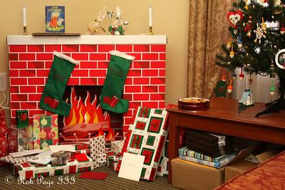 Merry Christmas - Atlanta, GA ... December 25, 2009 ... Photo by Rob Page III