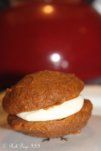 Emily's whoopie pie - Washington, DC ... November 15, 2009 ... Photo by Rob Page III