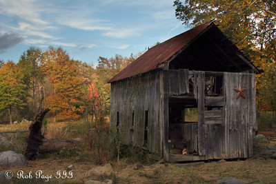 Out on the farm - Perkasie, PA ... October 10, 2009 ... Photo by Rob Page III