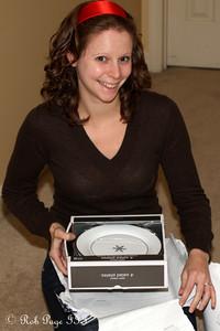 More snowflake plates for Emily - Reading, PA ... November 26, 2009