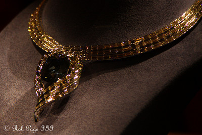 The Hope Diamond - Washington, DC ... December 24, 2010 ... Photo by Rob Page Jr.