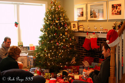 Christmas morning - Washington, DC ... December 25, 2010 ... Photo by Rob Page Jr.