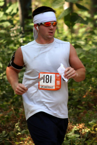 Crecelius runs and runs - DC Ragnar Relay, MD ... September 24, 2010