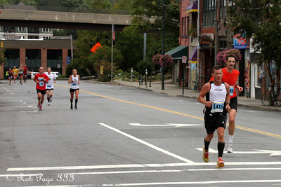 Asheville Half Marathon and Brewgrass Festival