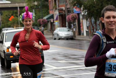 Runners in the Asheville Half Marathon - Asheville, NC ... September 17, 2011 ... Photo by Emily Page