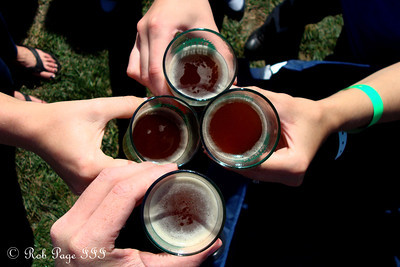 Asheville BrewGrass Festival - Asheville, NC ... September 17, 2011