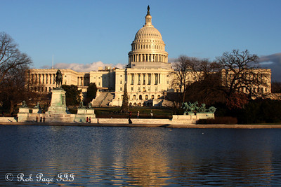 The Capitol - Washington, DC ... December 31, 2011 ... Photo by Rob Page III