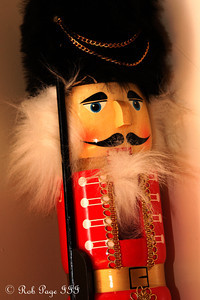 A nutcracker - Washington, DC ... December 4, 2011 ... Photo by Rob Page III