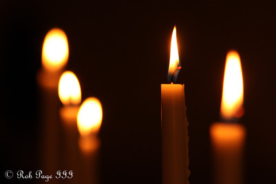 Candles - Washington, DC ... December 11, 2011 ... Photo by Rob Page III