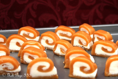 Emily's delicious holiday goodies - Washington, DC ... December 3, 2011 ... Photo by Rob Page III