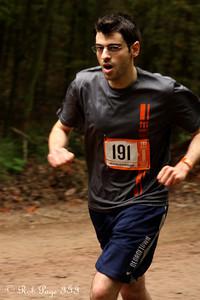 Dante running - DC Ragnar Relay ... September 23, 2011