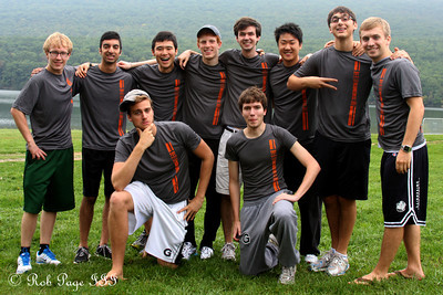 The DPE undergrads - DC Ragnar Relay ... September 23, 2011
