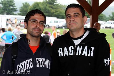 Another Georgetown Ragnar run by Scott and Alex - DC Ragnar Relay ... September 23, 2011