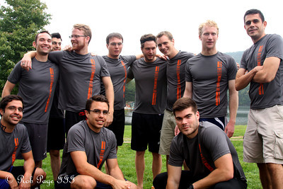 The DPE Alumni team - DC Ragnar Relay ... September 23, 2011