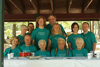 Lunch for Grammy Conger's 90th birthday - Asheville, NC ... August 7, 2011 ... Photo by Rob Page III