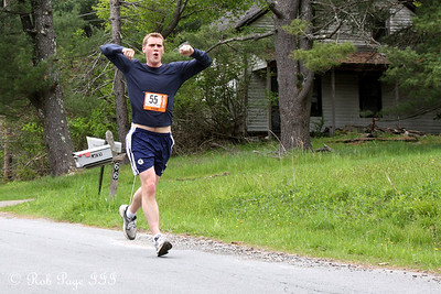 Rob enjoys the Ragnar Relay - New York ... May 13, 2011