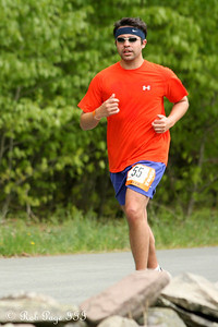 Scott enjoys his run - New York ... May 13, 2011