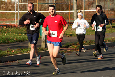 Go Timmy go! - Chalfont, PA ... November 24, 2011 ... Photo by Heather Fairley