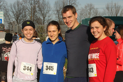 It's almost time to start running - Chalfont, PA ... November 24, 2011 ... Photo by Heather Fairley