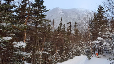 The Lions Head - White Mountain National Forest, NH ... January 28, 2017 ... Photo by Rob Page III