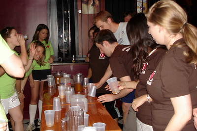 Flip Cup - Washington, DC ... April 30, 2007 ... Photo by Carol